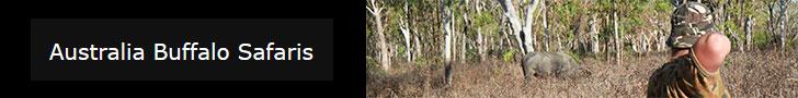 Australia Buffalo Safaris