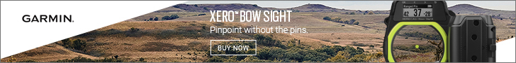 Garmin Xero Bow Sight